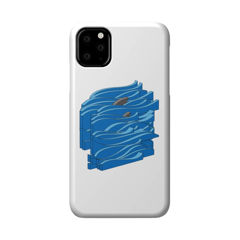 Fins Accessories Phone Case by bulo