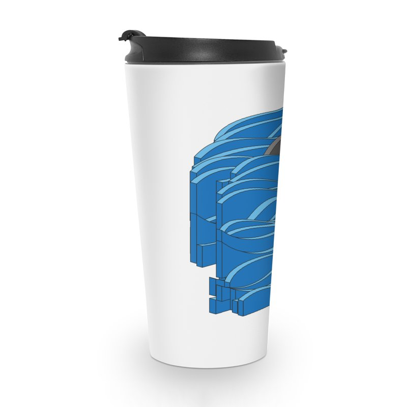 Fins Accessories Travel Mug by bulo