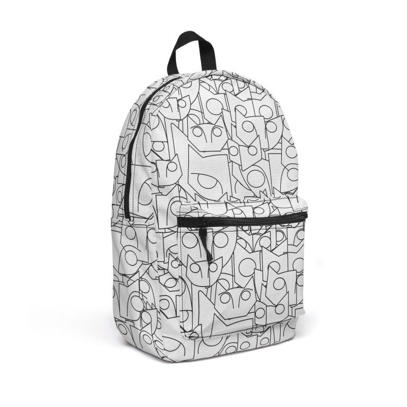 Katzen Accessories Backpack Bag by bulo