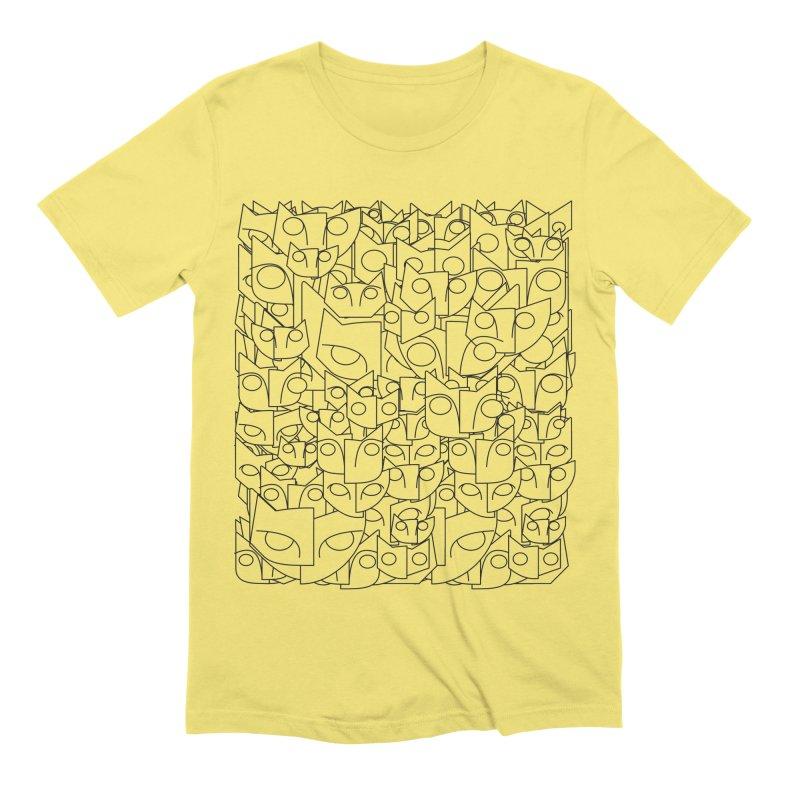 Katzen Men's Extra Soft T-Shirt by bulo