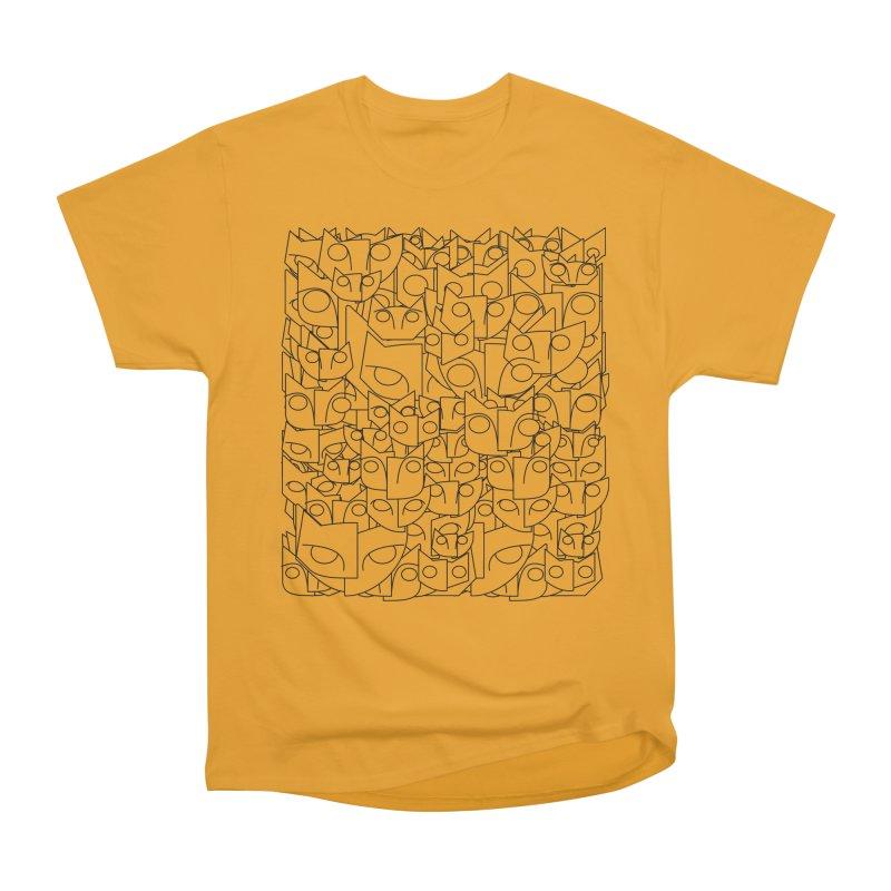 Katzen Men's Heavyweight T-Shirt by bulo