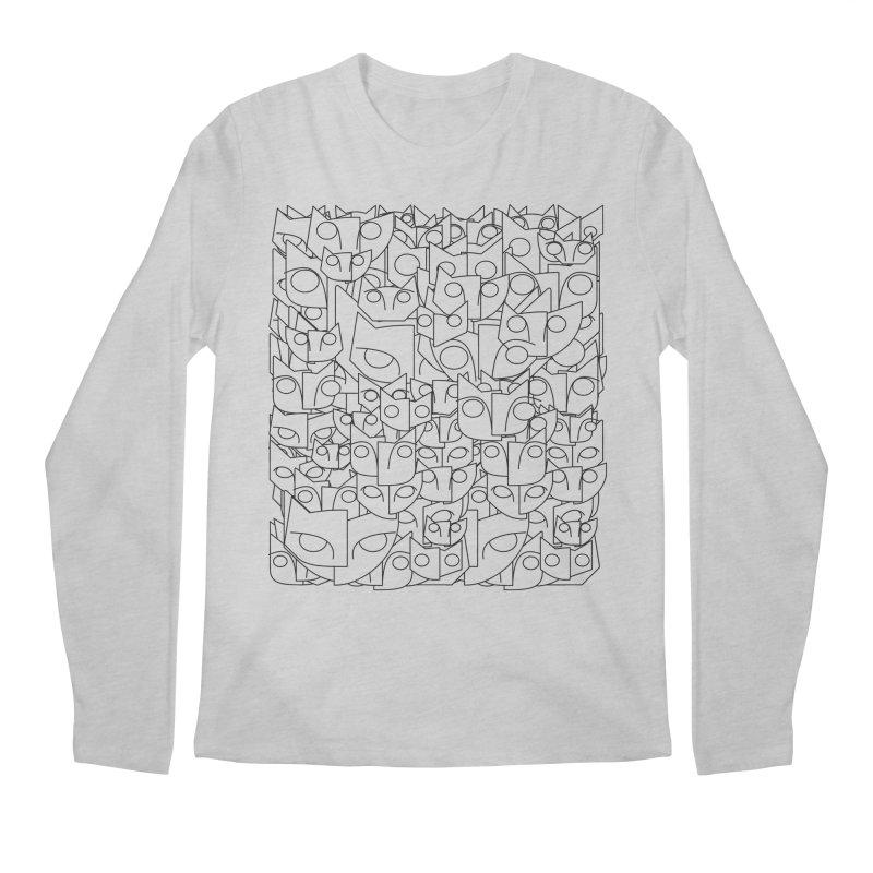Katzen Men's Regular Longsleeve T-Shirt by bulo