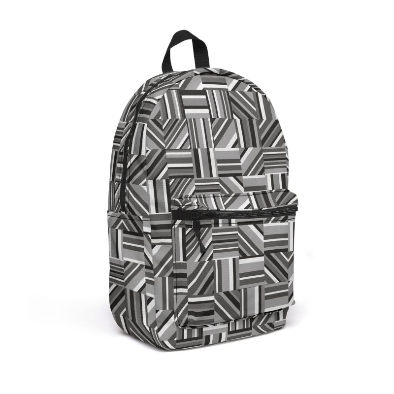 Syntony Accessories Backpack Bag by bulo