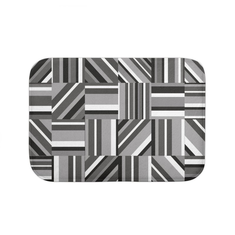 Syntony Home Bath Mat by bulo