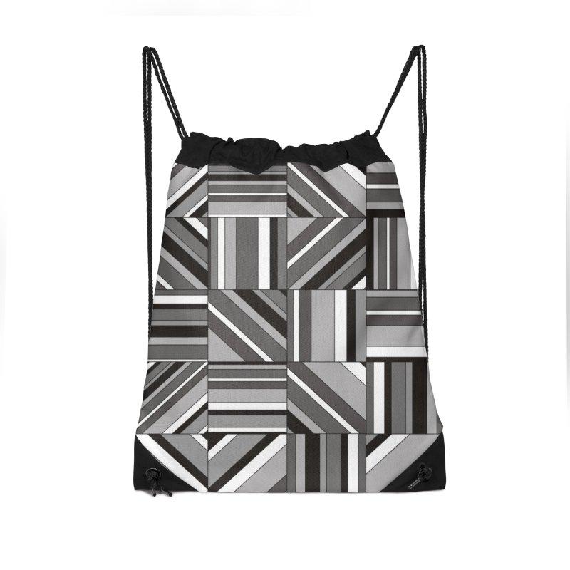 Syntony Accessories Drawstring Bag Bag by bulo