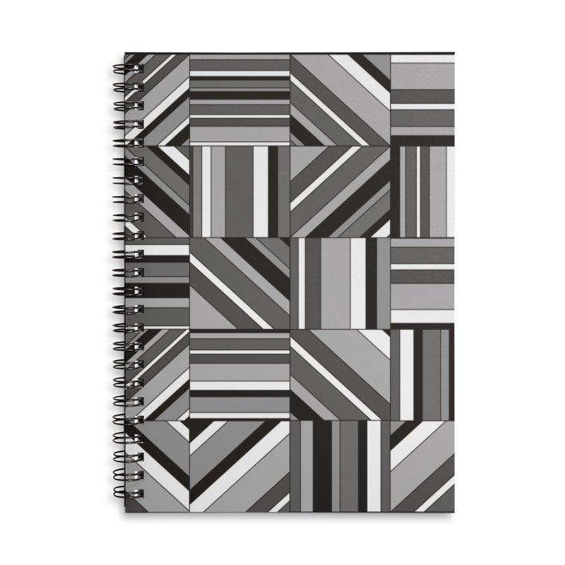 Syntony Accessories Lined Spiral Notebook by bulo