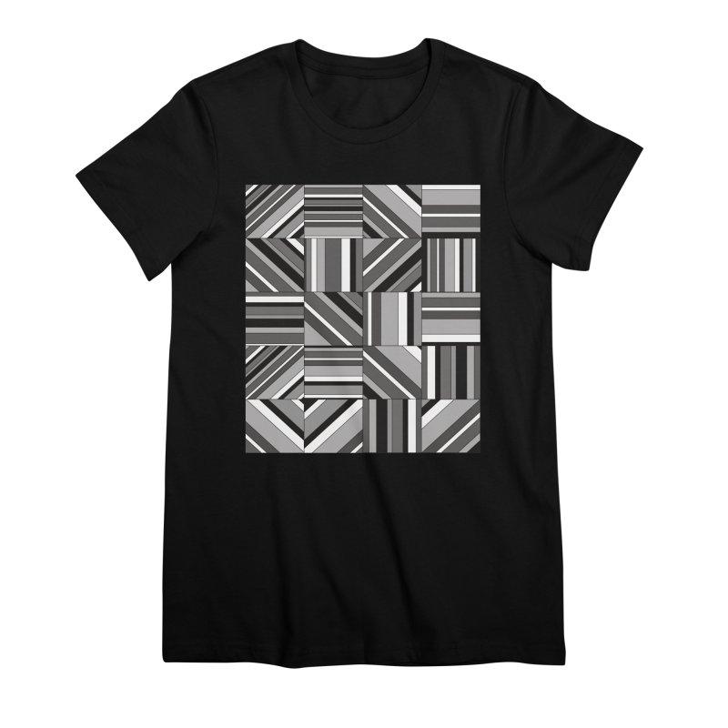 Syntony Women's Premium T-Shirt by bulo