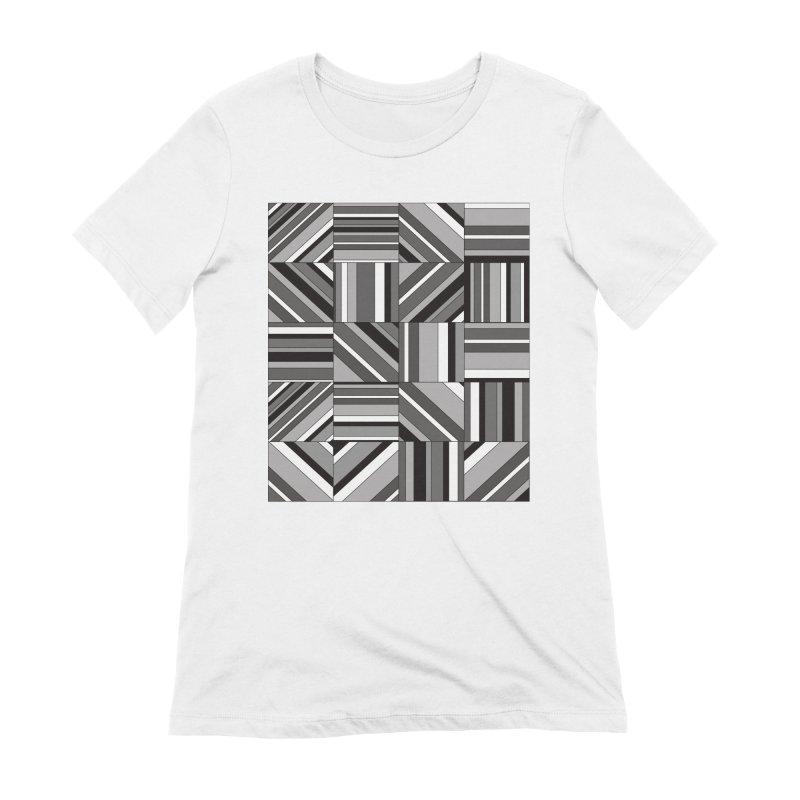 Syntony Women's Extra Soft T-Shirt by bulo