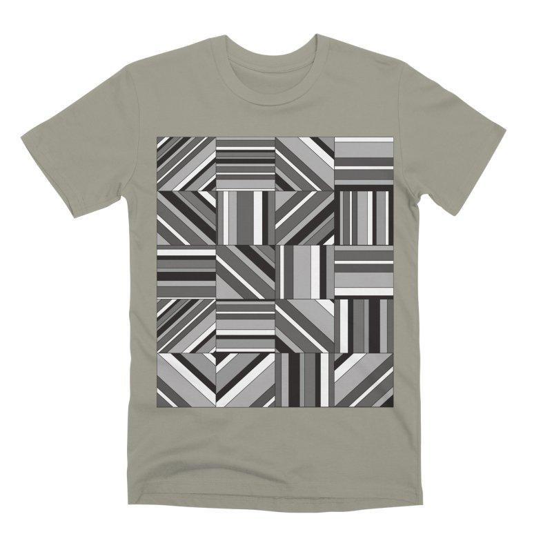 Syntony Men's Premium T-Shirt by bulo