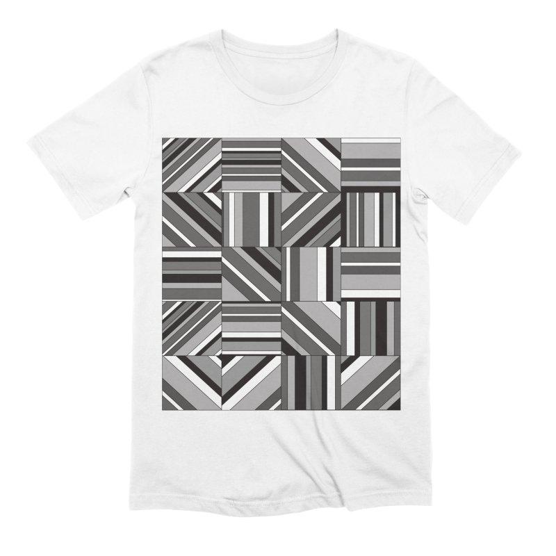 Syntony Men's Extra Soft T-Shirt by bulo