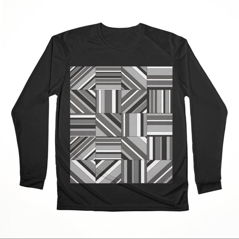 Syntony Men's Performance Longsleeve T-Shirt by bulo