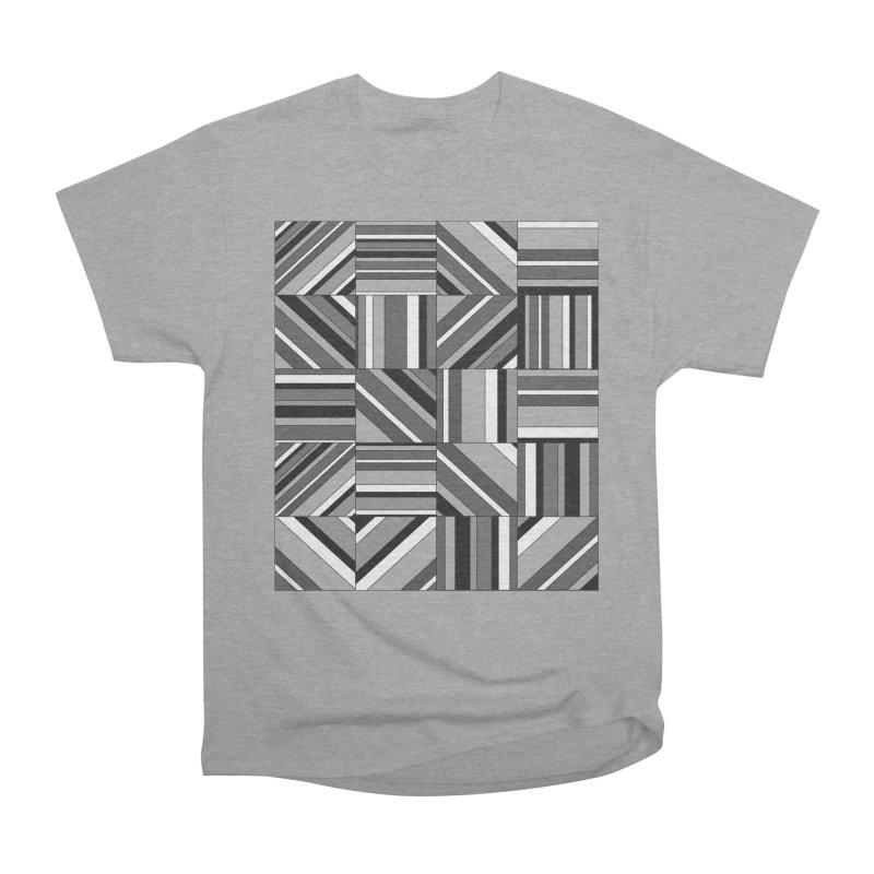 Syntony Men's Heavyweight T-Shirt by bulo