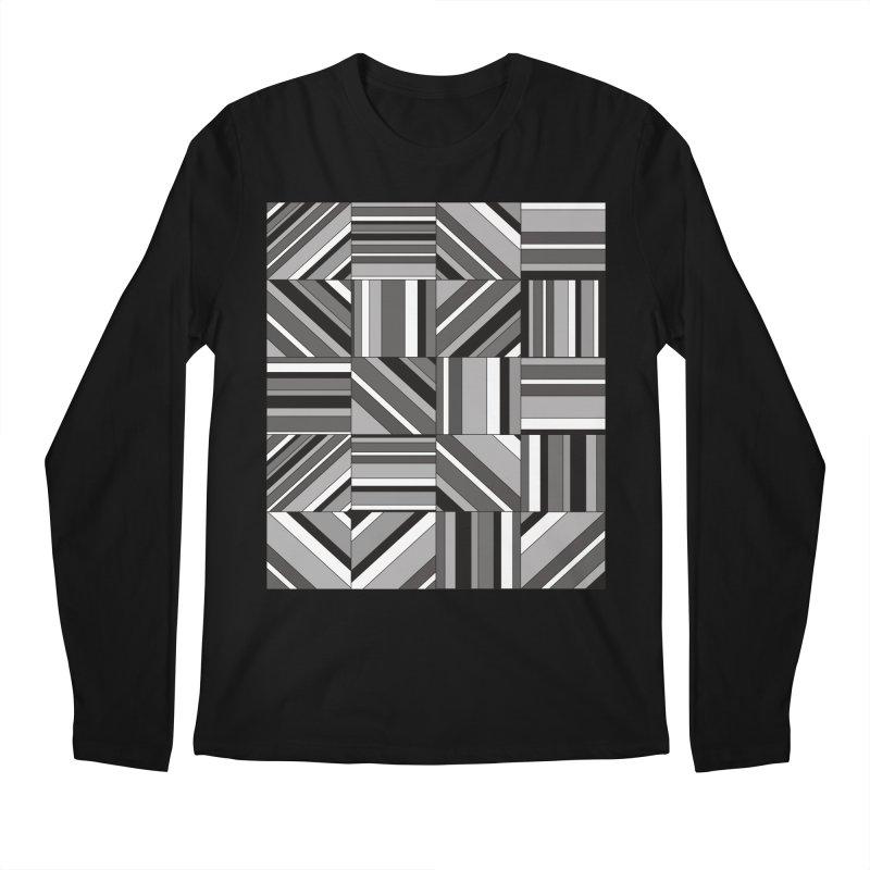 Syntony Men's Regular Longsleeve T-Shirt by bulo