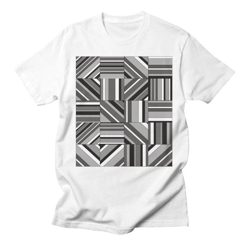 Syntony Men's Regular T-Shirt by bulo