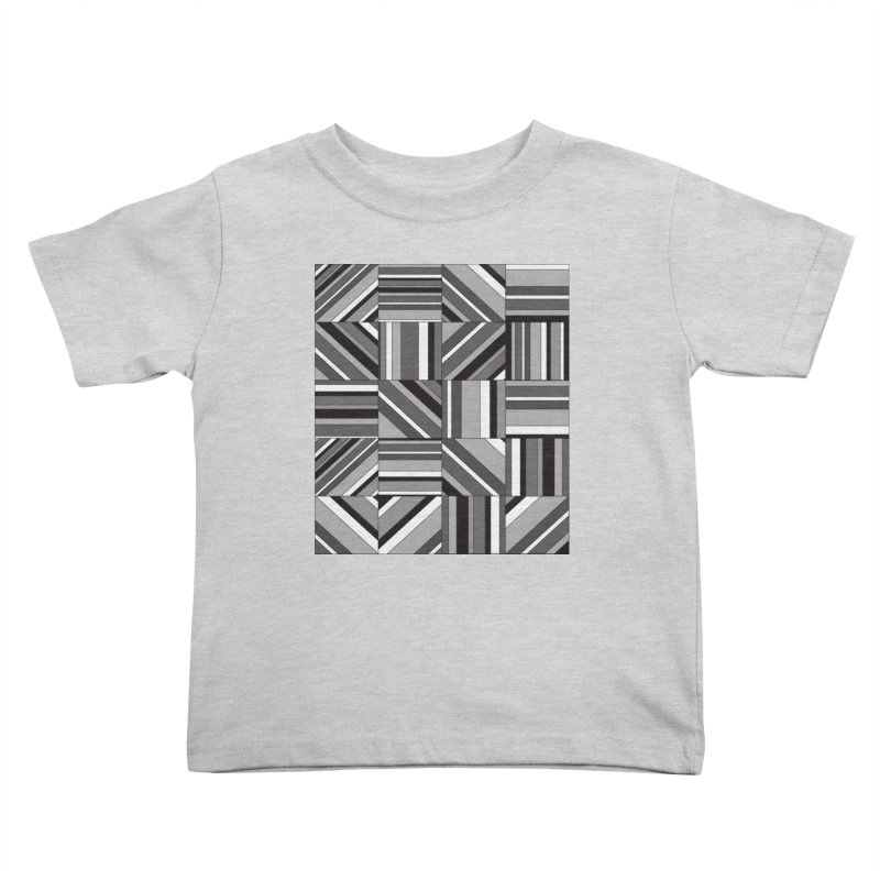 Syntony Kids Toddler T-Shirt by bulo