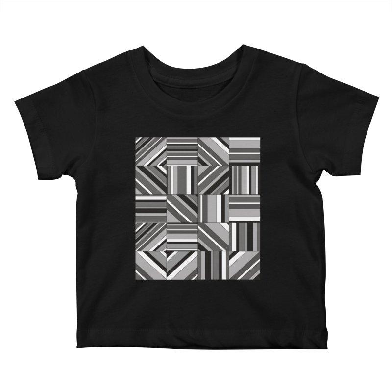 Syntony Kids Baby T-Shirt by bulo