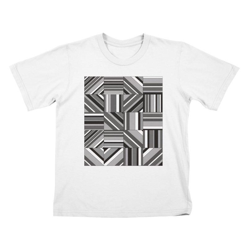 Syntony Kids T-Shirt by bulo