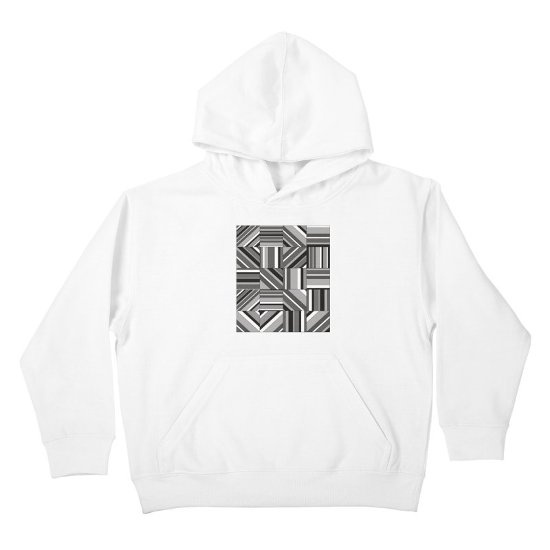 Syntony Kids Pullover Hoody by bulo