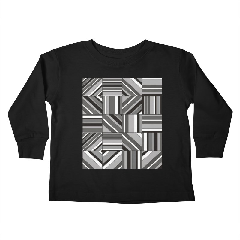 Syntony Kids Toddler Longsleeve T-Shirt by bulo