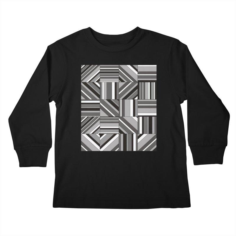 Syntony Kids Longsleeve T-Shirt by bulo