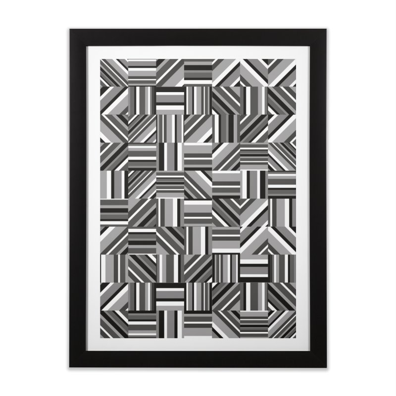 Syntony Home Framed Fine Art Print by bulo