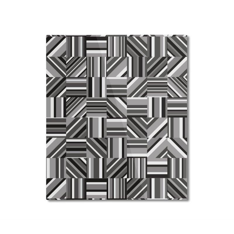 Syntony Home Mounted Aluminum Print by bulo