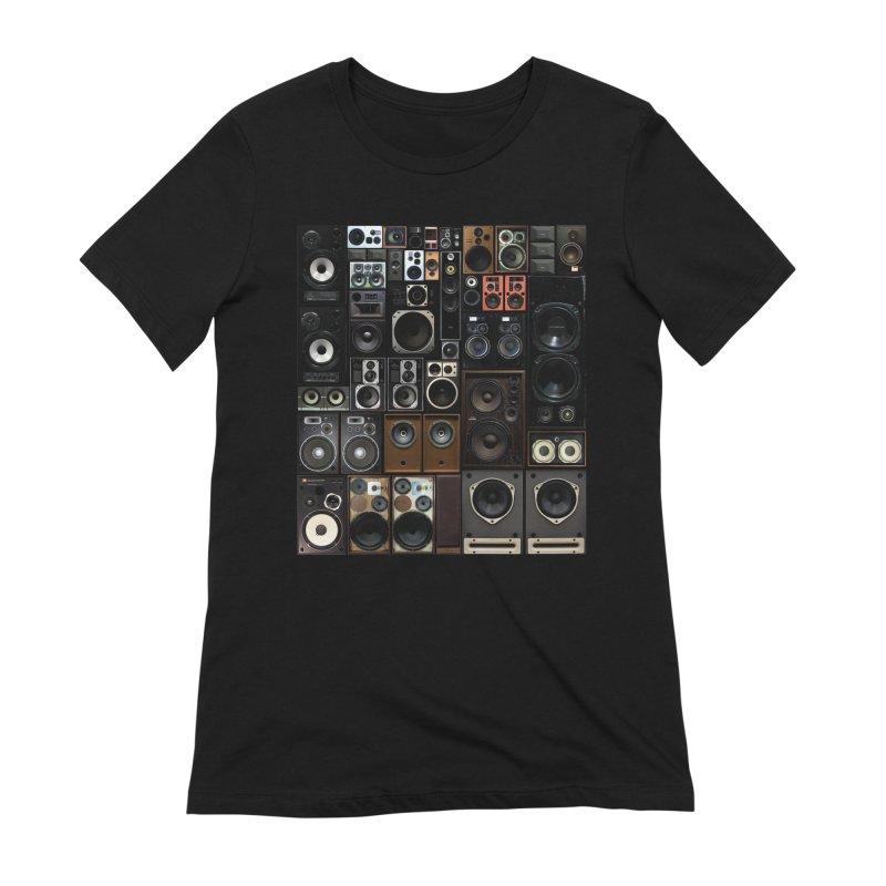 Hifidelity Women's Extra Soft T-Shirt by bulo