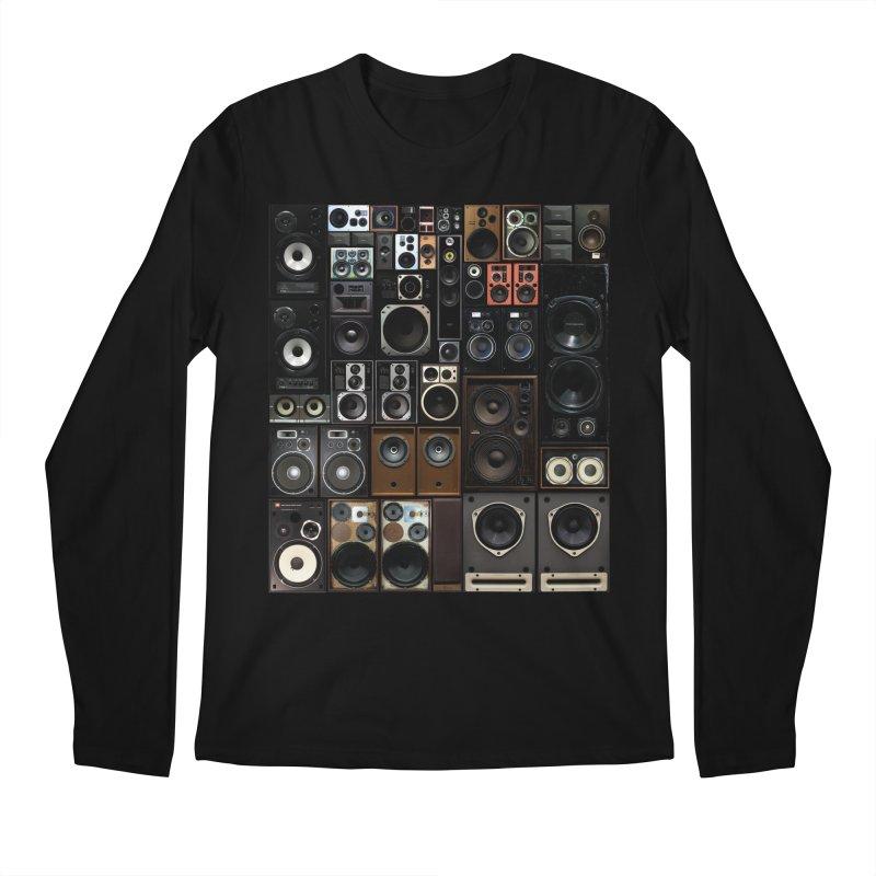 Hifidelity Men's Regular Longsleeve T-Shirt by bulo