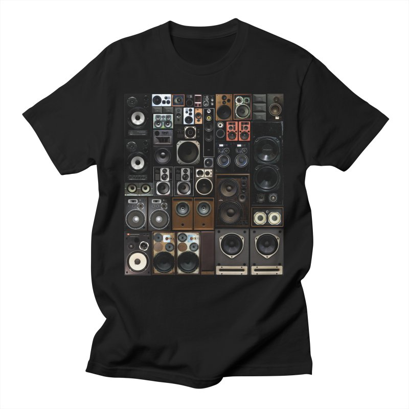 Hifidelity Men's T-Shirt by bulo