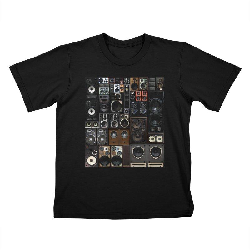 Hifidelity Kids T-Shirt by bulo