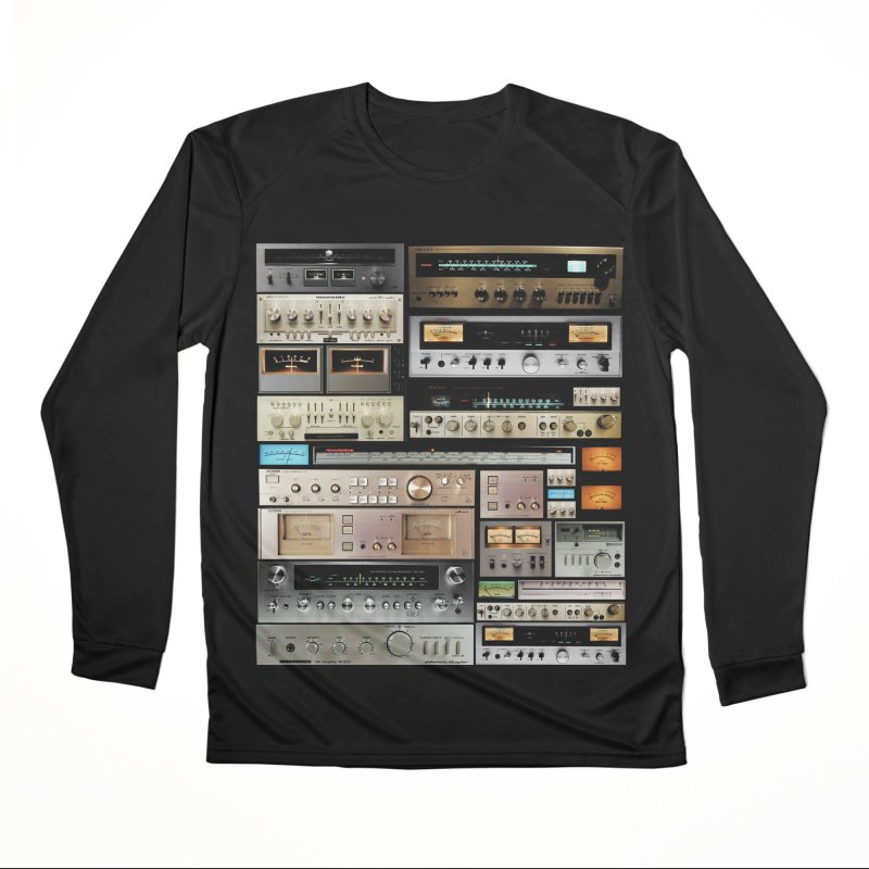 Boosters Mix Men's Performance Longsleeve T-Shirt by bulo