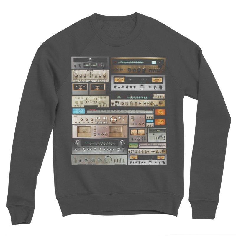 Audio Mix Women's Sponge Fleece Sweatshirt by bulo