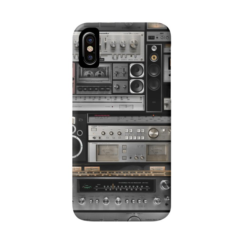 Hifidelity Accessories Phone Case by bulo