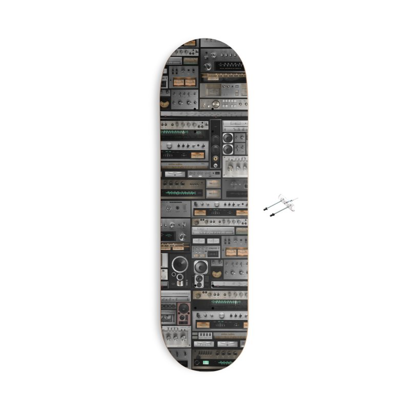Hifidelity Accessories With Hanging Hardware Skateboard by bulo