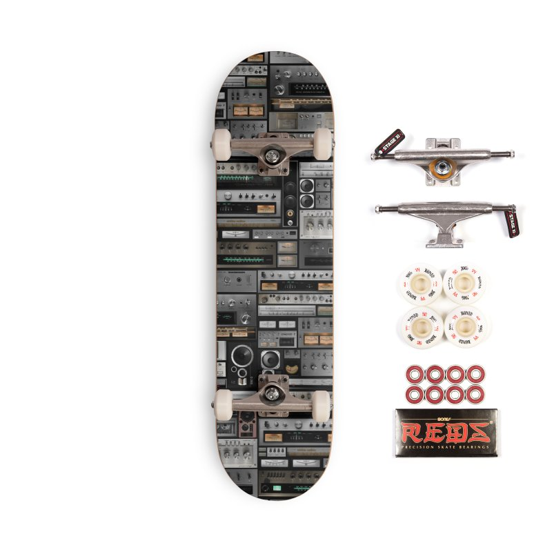 Hifidelity Accessories Complete - Pro Skateboard by bulo