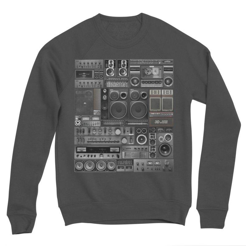 Hifidelity Remix Women's Sponge Fleece Sweatshirt by bulo