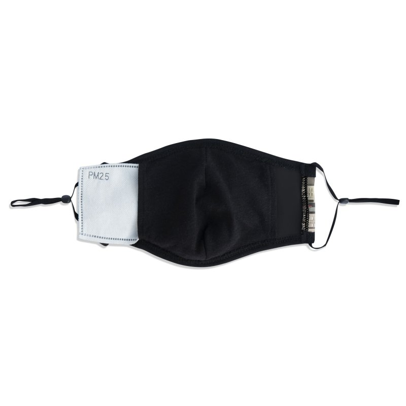 Audiomix Accessories Face Mask by bulo