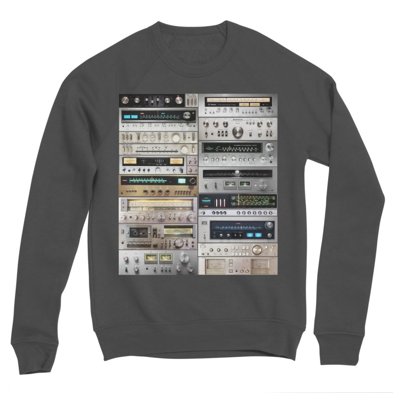 Audiomix Women's Sponge Fleece Sweatshirt by bulo