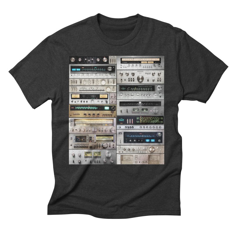 Audiomix Men's Triblend T-Shirt by bulo