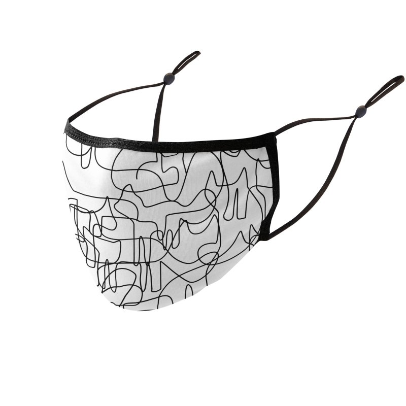 cats Accessories Face Mask by bulo