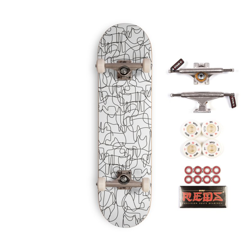 Cats Accessories Complete - Pro Skateboard by bulo