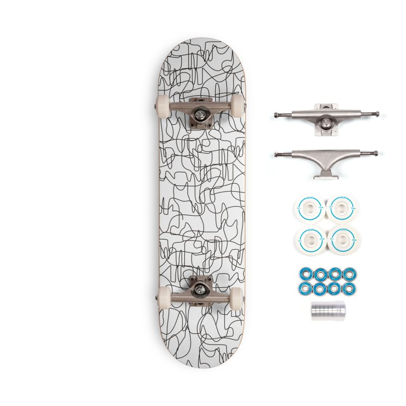 Cats Accessories Complete - Basic Skateboard by bulo