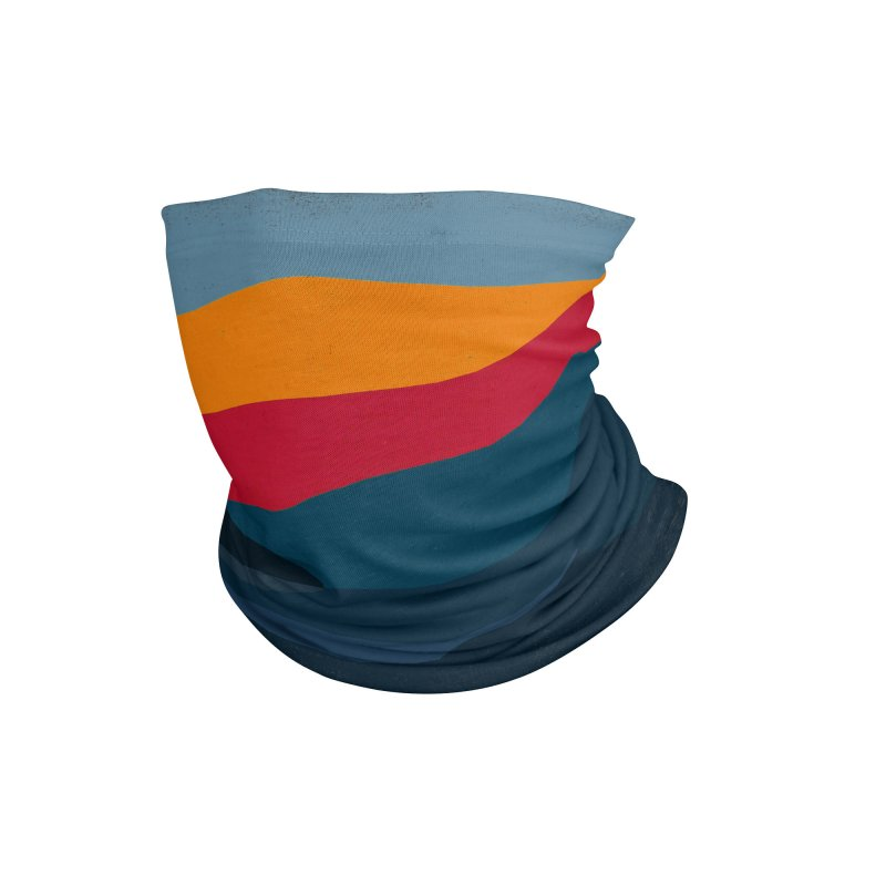 Yellow Hill Accessories Neck Gaiter by bulo