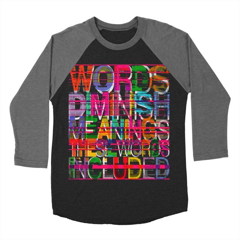 Unknown Men's Baseball Triblend Longsleeve T-Shirt by bulo