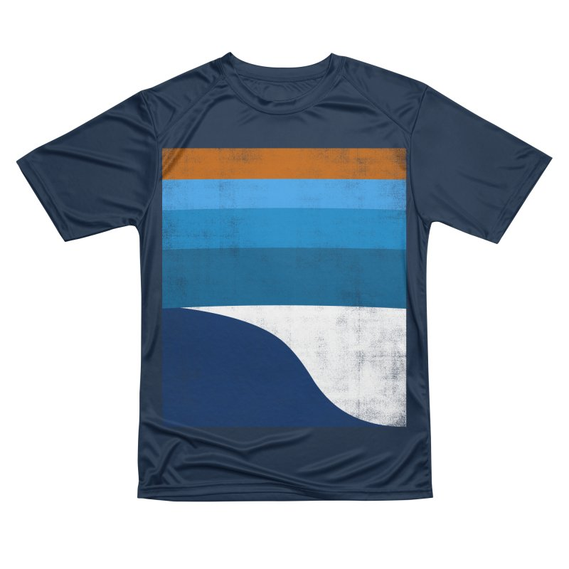 Feel the wave Men's Performance T-Shirt by bulo
