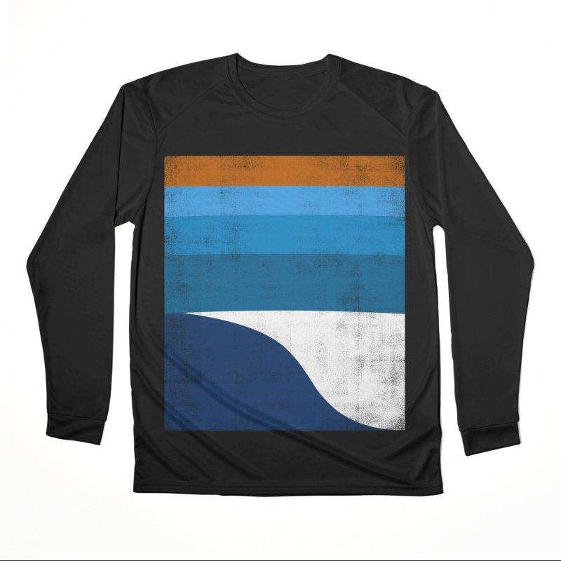 Feel the wave Men's Performance Longsleeve T-Shirt by bulo