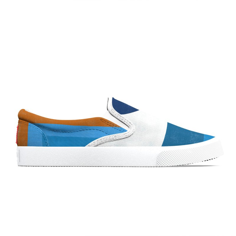 Feel the wave Men's Shoes by bulo