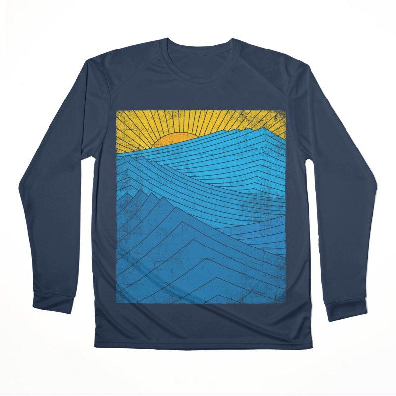 Sunrise (zen version) Men's Performance Longsleeve T-Shirt by bulo