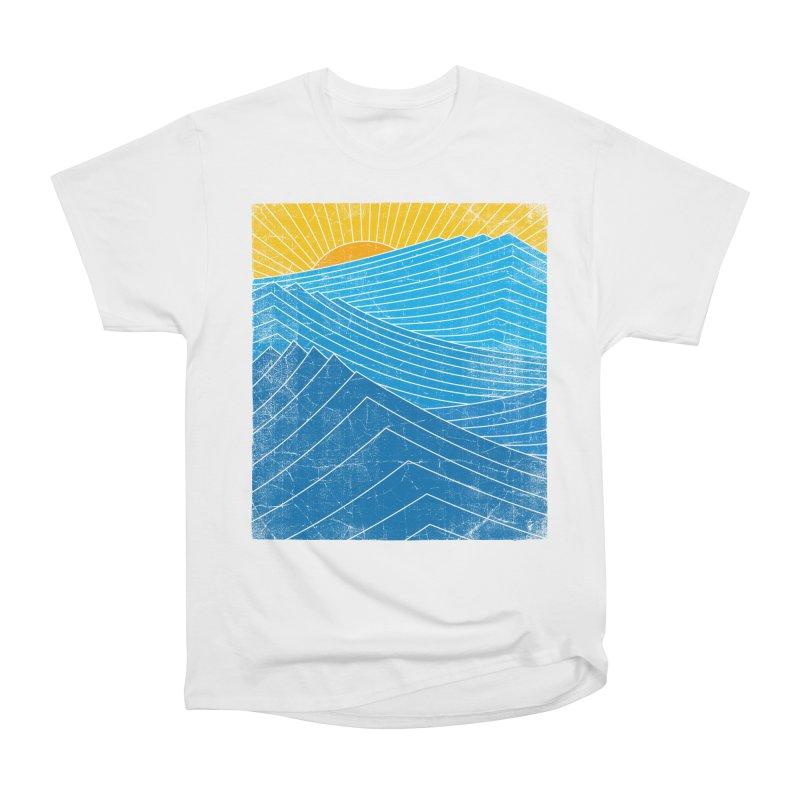 Sunrise (zen version) Men's Heavyweight T-Shirt by bulo