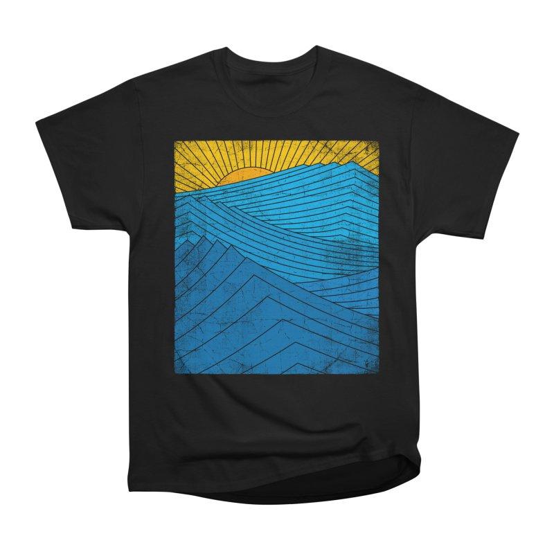 Sunrise (zen version) Women's Heavyweight Unisex T-Shirt by bulo